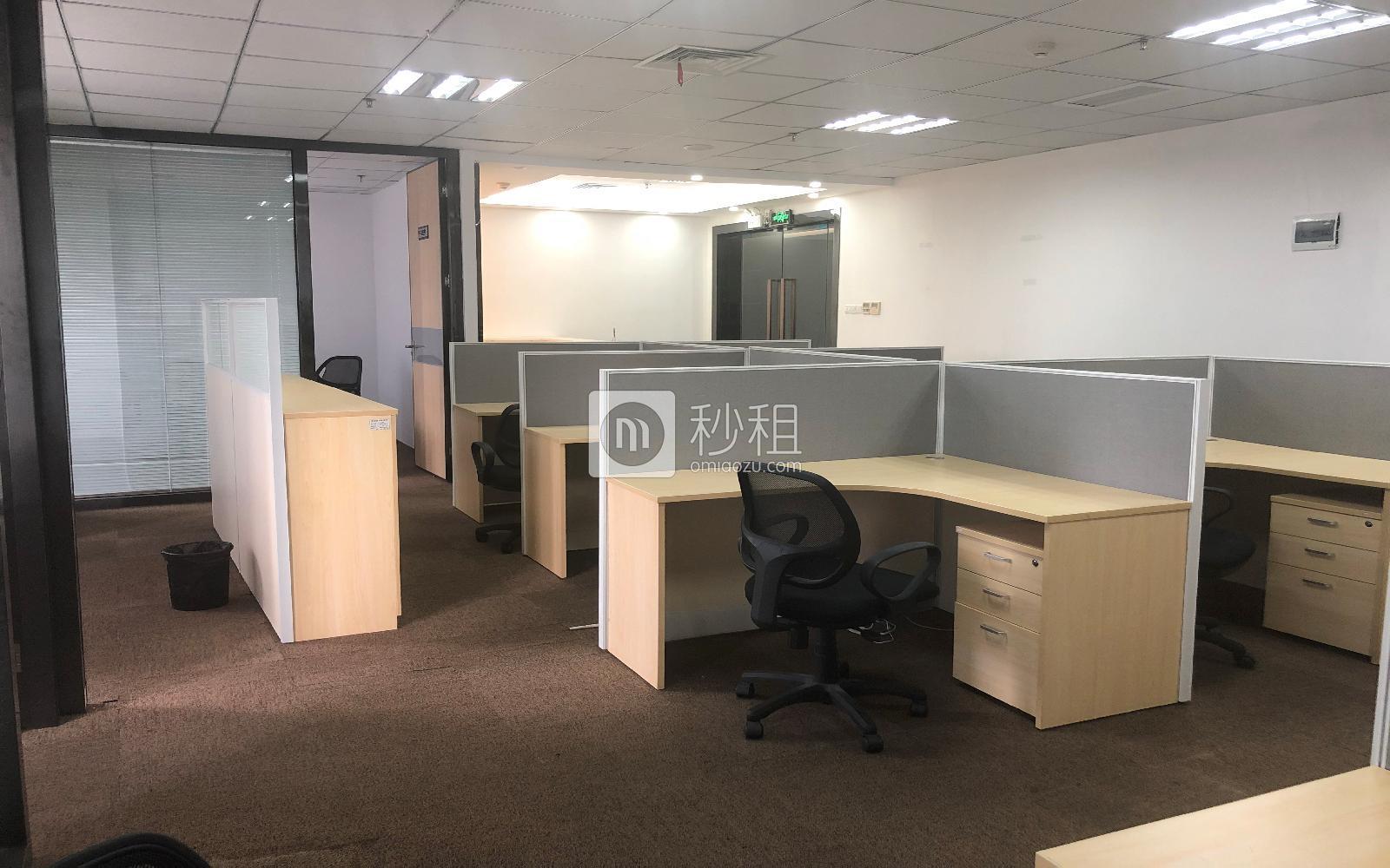 NEO大厦写字楼出租183平米精装办公室180元/m².月