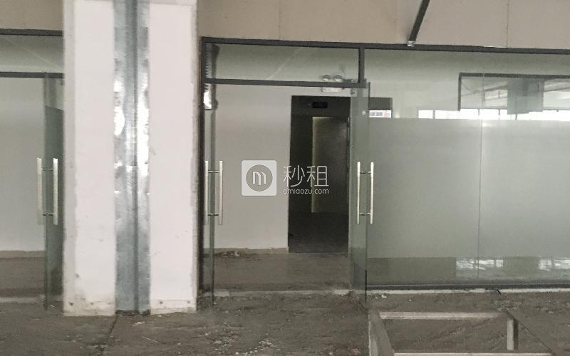 华侨城创意文化园写字楼出租277平米毛坯办公室140元/m².月