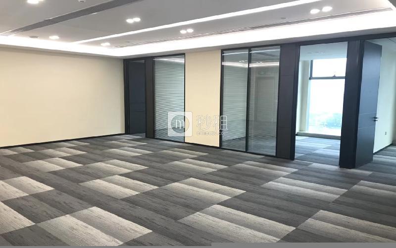 京地大廈寫字樓出租249平米精裝辦公室218元/m2.月