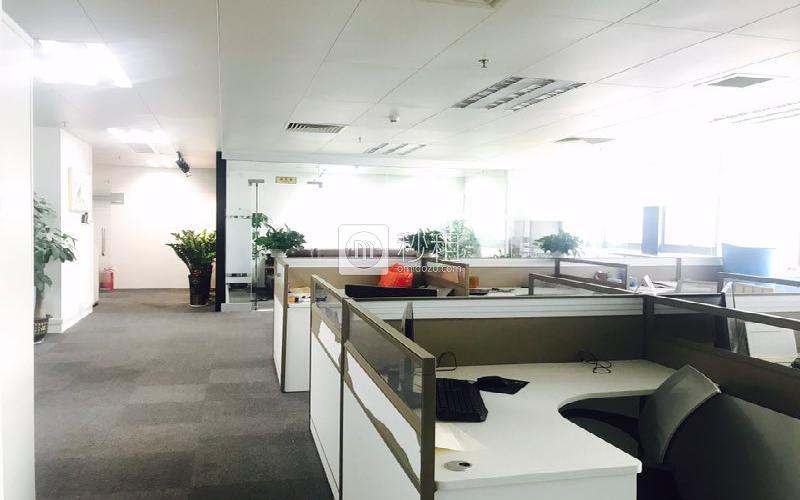 蔡屋围金龙大厦写字楼出租179平米精装办公室160元/m².月