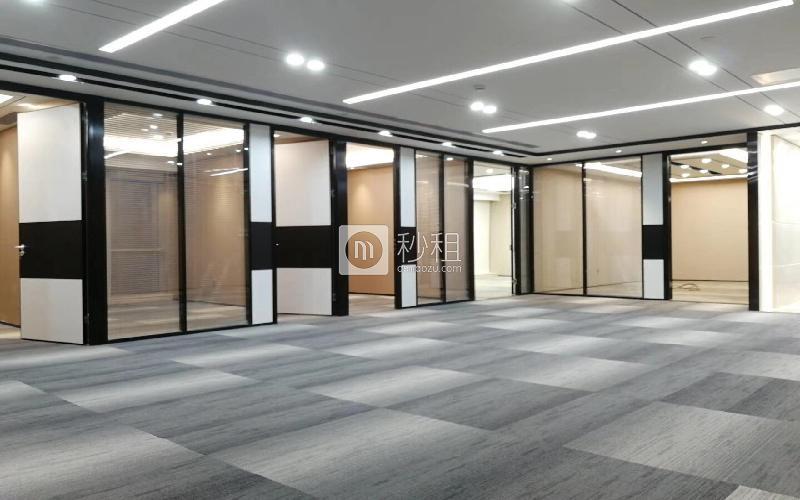 深圳国际商会中心写字楼出租318平米豪装办公室188元/m².月