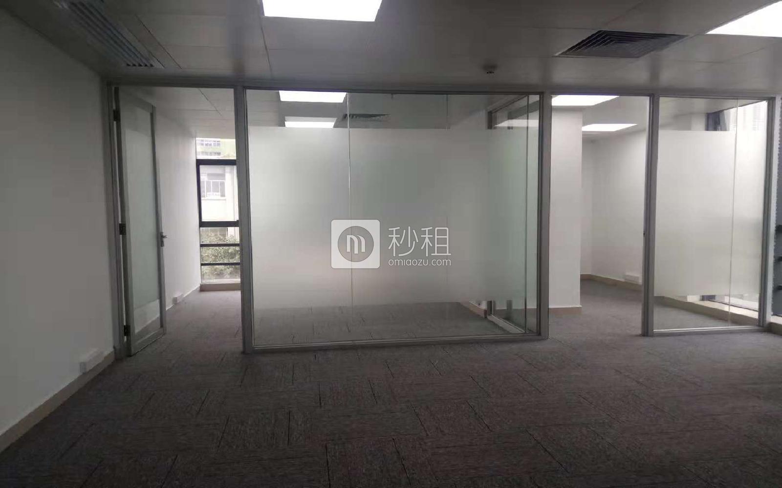 展滔科技大厦写字楼出租120平米精装办公室81元/m².月