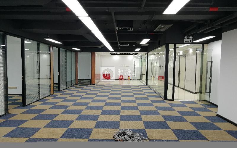 桂都大厦写字楼出租392平米精装办公室110元/m².月