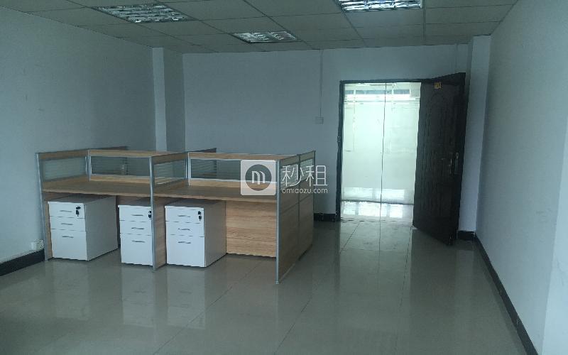 富奇创意大厦写字楼出租60平米简装办公室2000元/间.月
