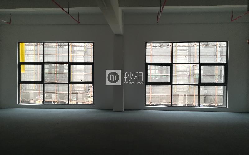 固戍影视文化产业园( 忠汇大厦)写字楼出租220平米简装办公室48元/m².月