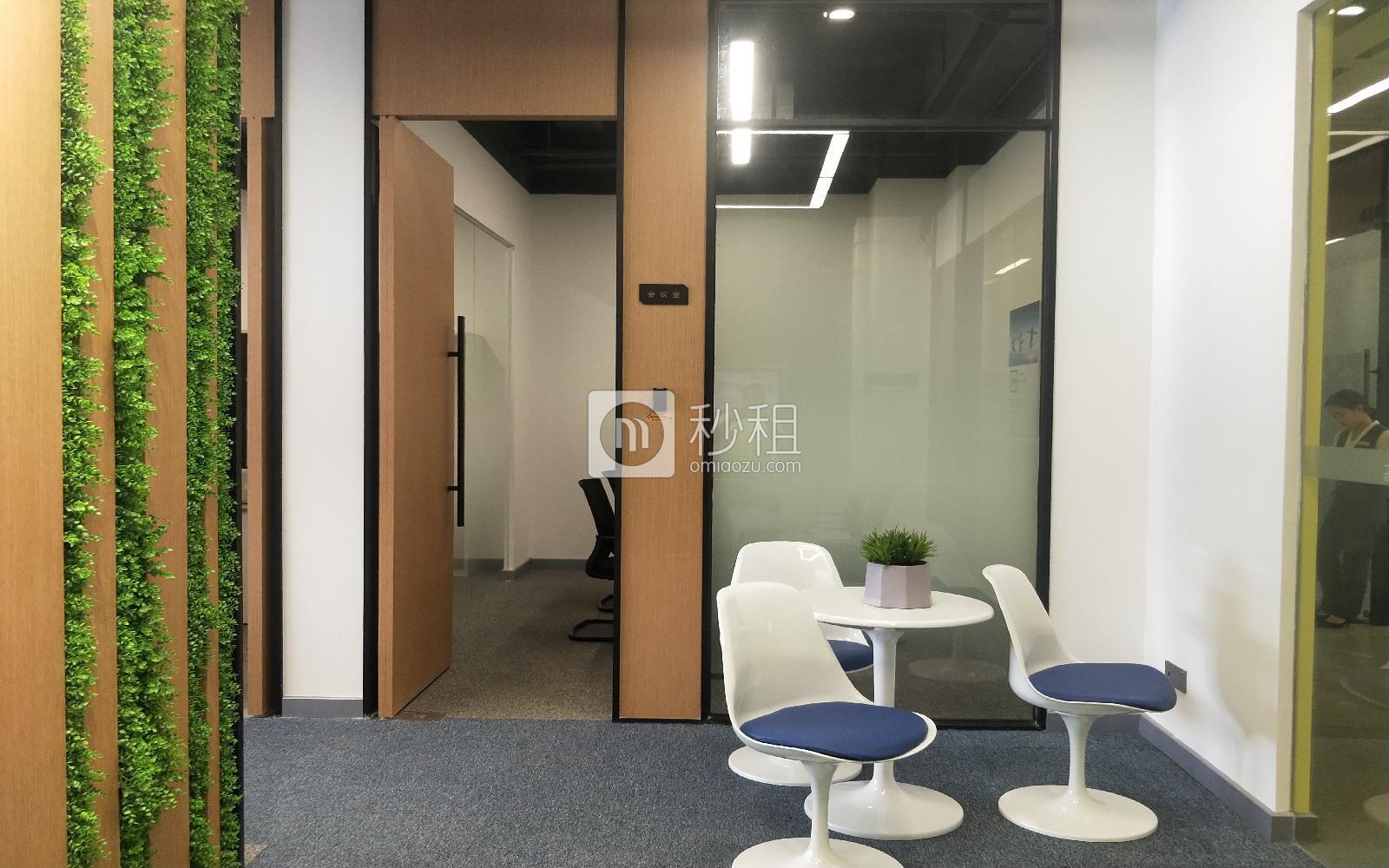星港同创汇写字楼出租159平米精装办公室50元/m².月