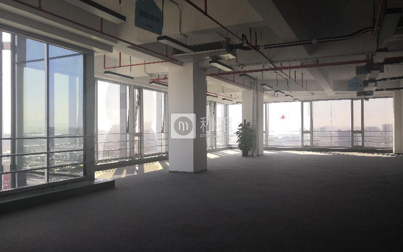 海源国际金融中心(海源城)写字楼出租393平米精装办公室90元/m².月