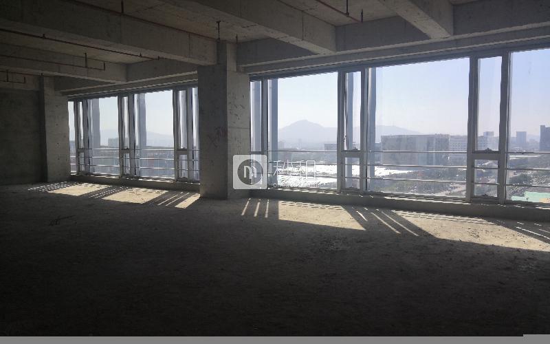 海源国际金融中心(海源城)写字楼出租240平米毛坯办公室75元/m².月