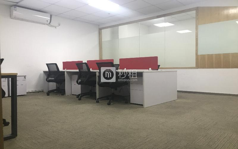 UU商务空间-建兴楼写字楼出租60平米精装办公室4000元/间.月