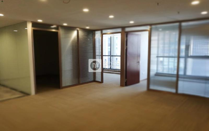NEO大厦写字楼出租156平米精装办公室188元/m².月