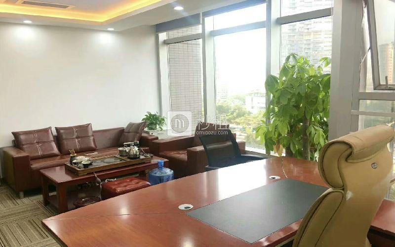 杭钢富春大厦写字楼出租172平米精装办公室140元/m².月