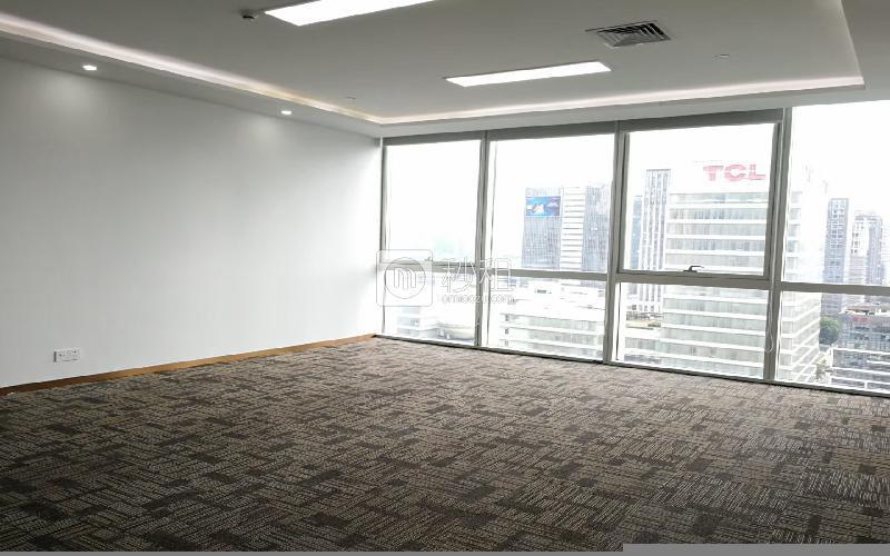 华润城大冲商务中心写字楼出租1036平米精装办公室170元/m².月