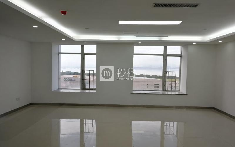 博园商务大厦写字楼出租989平米精装办公室126元/m².月