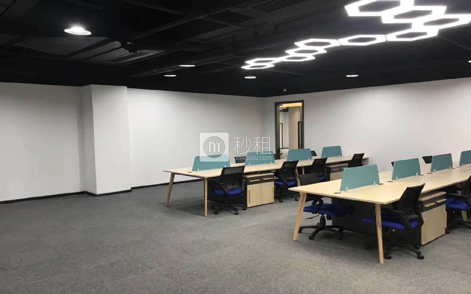 高北十六写字楼出租460平米精装办公室90元/m².月