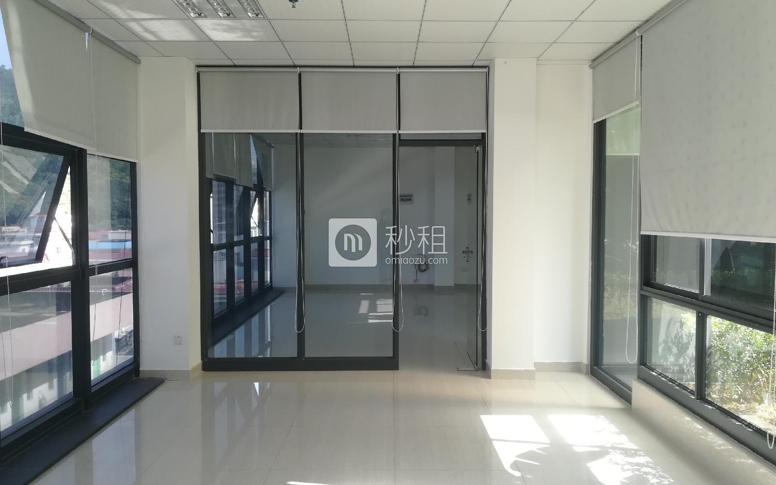 博智中心-定军山数字电影文化科技创意园写字楼出租188平米精装办公室50元/m².月