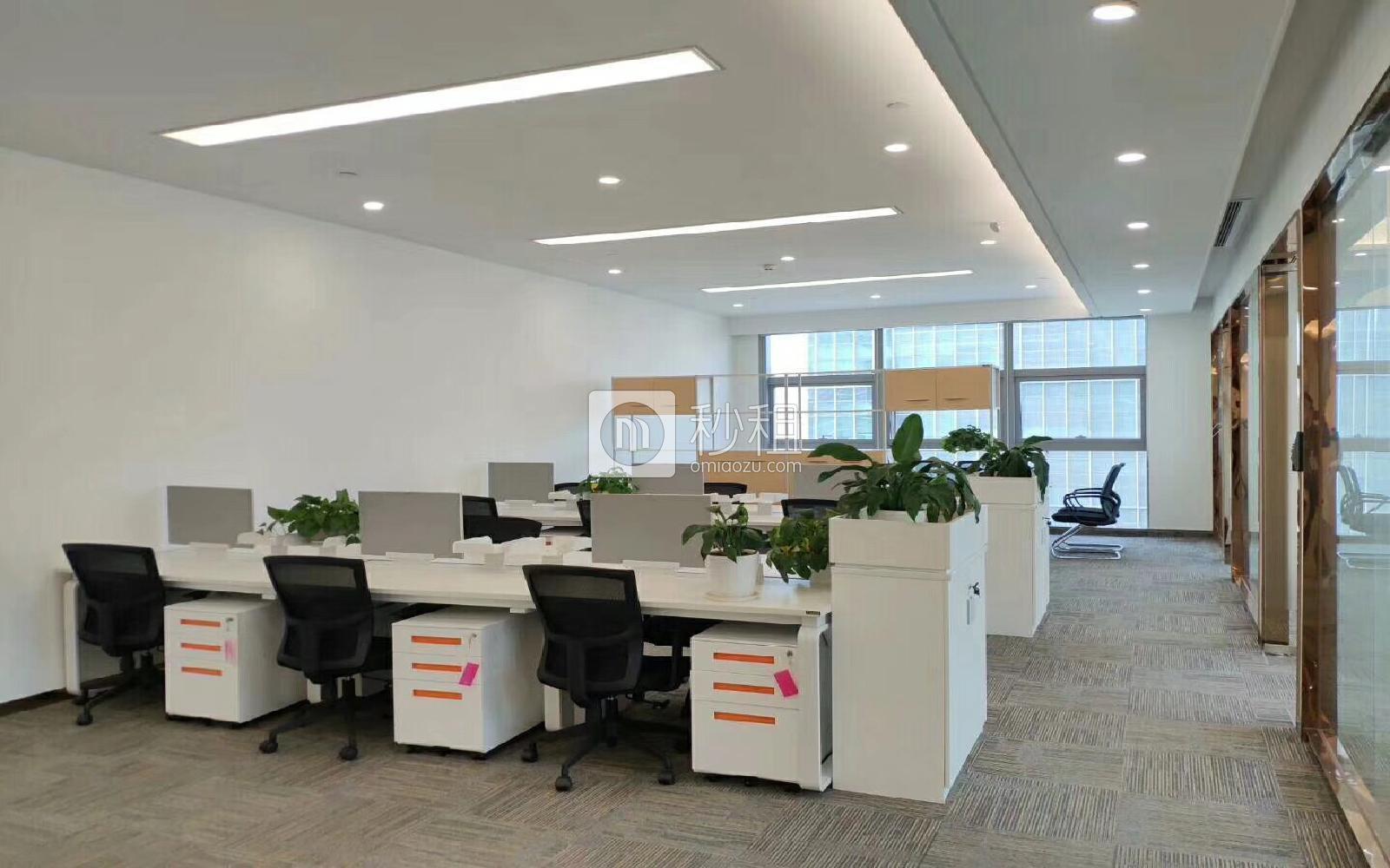 海王银河科技大厦写字楼出租551.53平米精装办公室175元/m².月