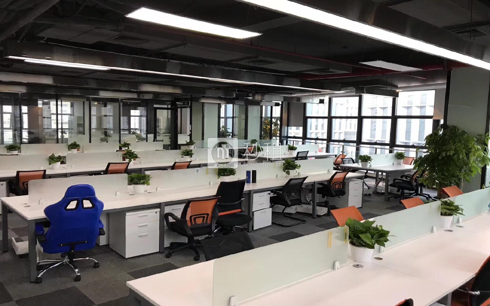 软件产业基地写字楼出租945平米精装办公室98元/m².月