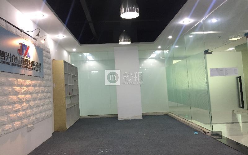 皇嘉中心写字楼出租221平米豪装办公室40元/m².月