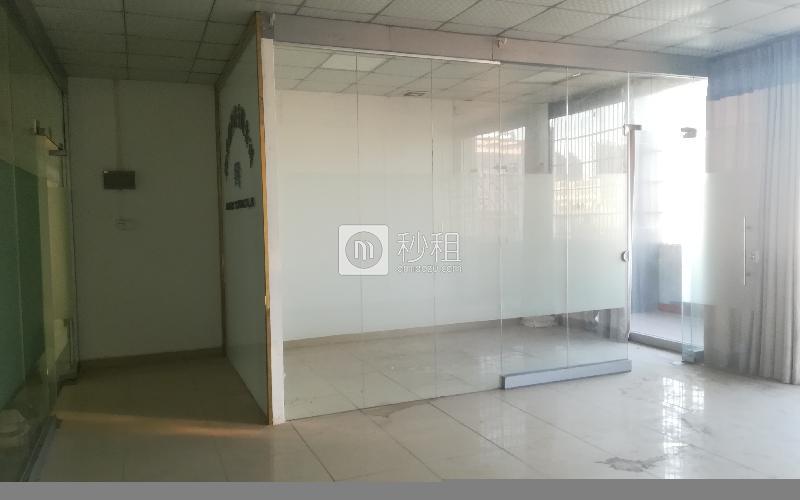 绵商大厦写字楼出租130平米精装办公室54元/m².月