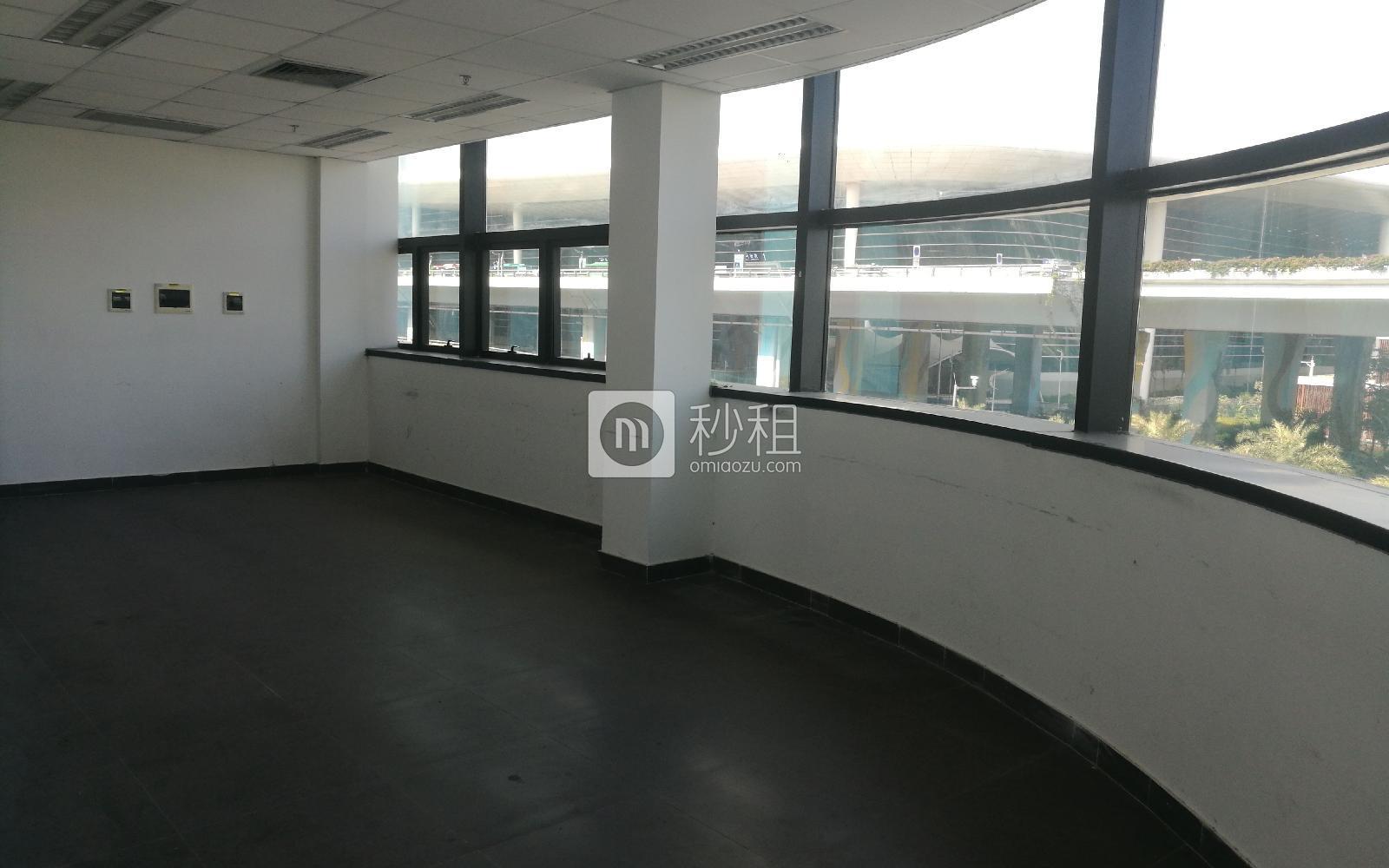 深圳机场T3.sp@ce写字楼出租67平米精装办公室79元/m².月
