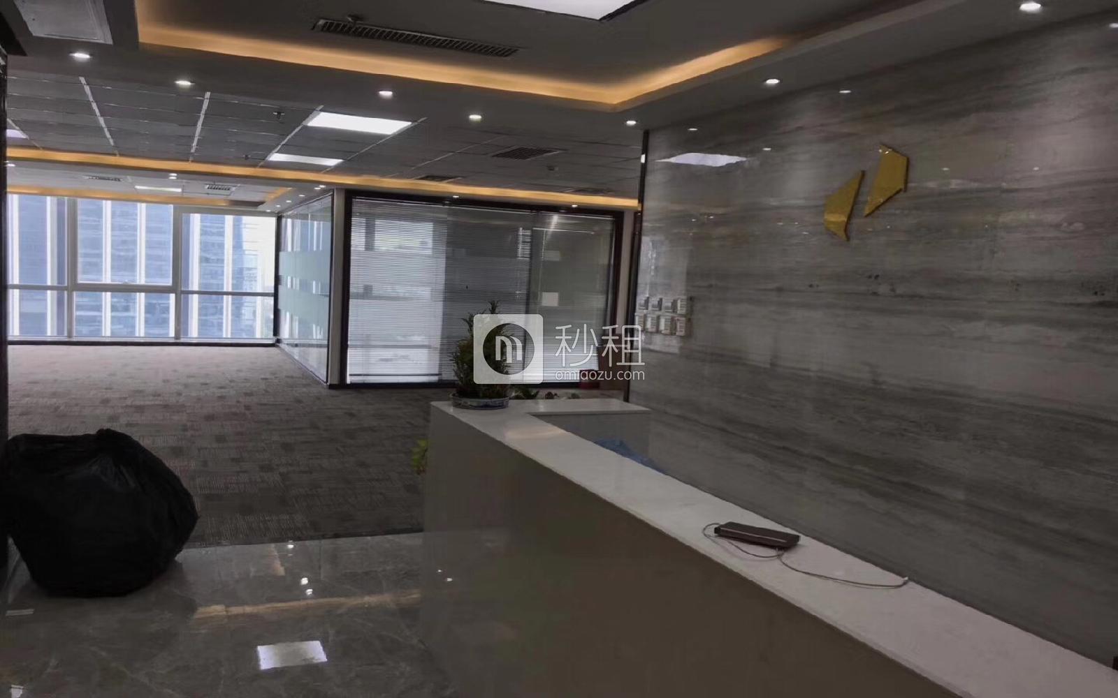 华润城大冲商务中心写字楼出租479平米精装办公室180元/m².月