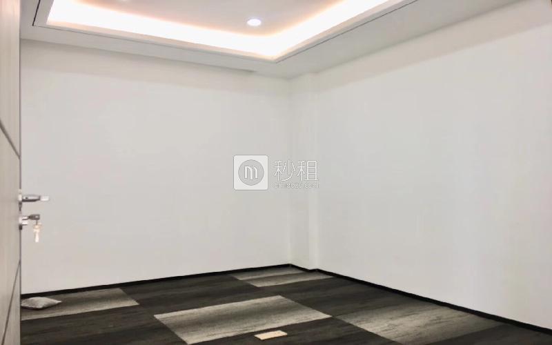 潮汕大厦写字楼出租153平米精装办公室90元/m².月