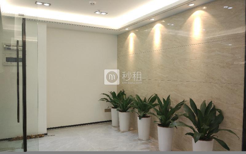 凤凰城大厦写字楼出租266平米精装办公室68元/m².月