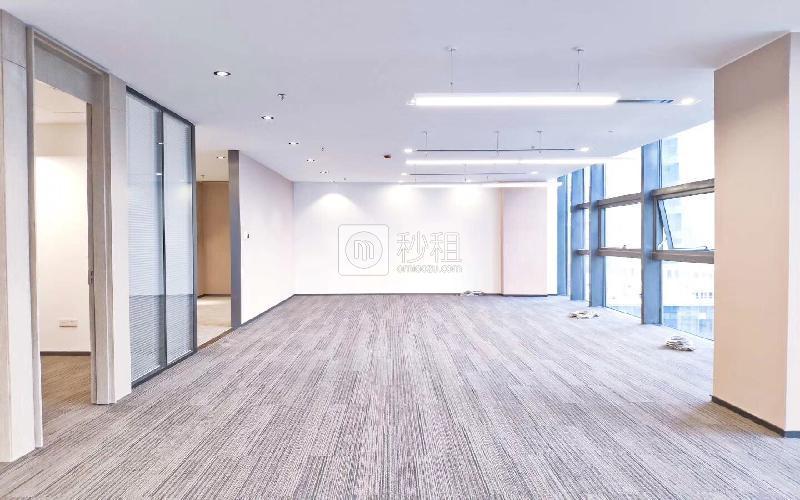 深圳灣科技生態園(三期)寫字樓出租366平米精裝辦公室130元/m2.月