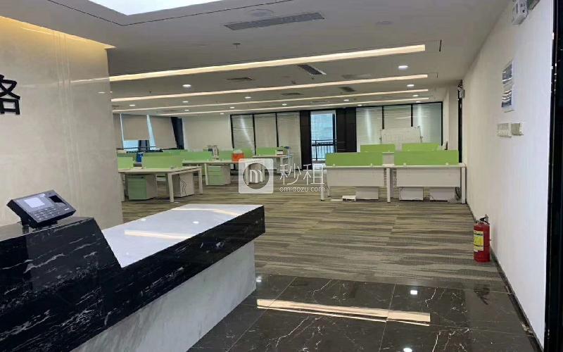 航盛科技大厦 写字楼出租610平米精装办公室98元/m².月