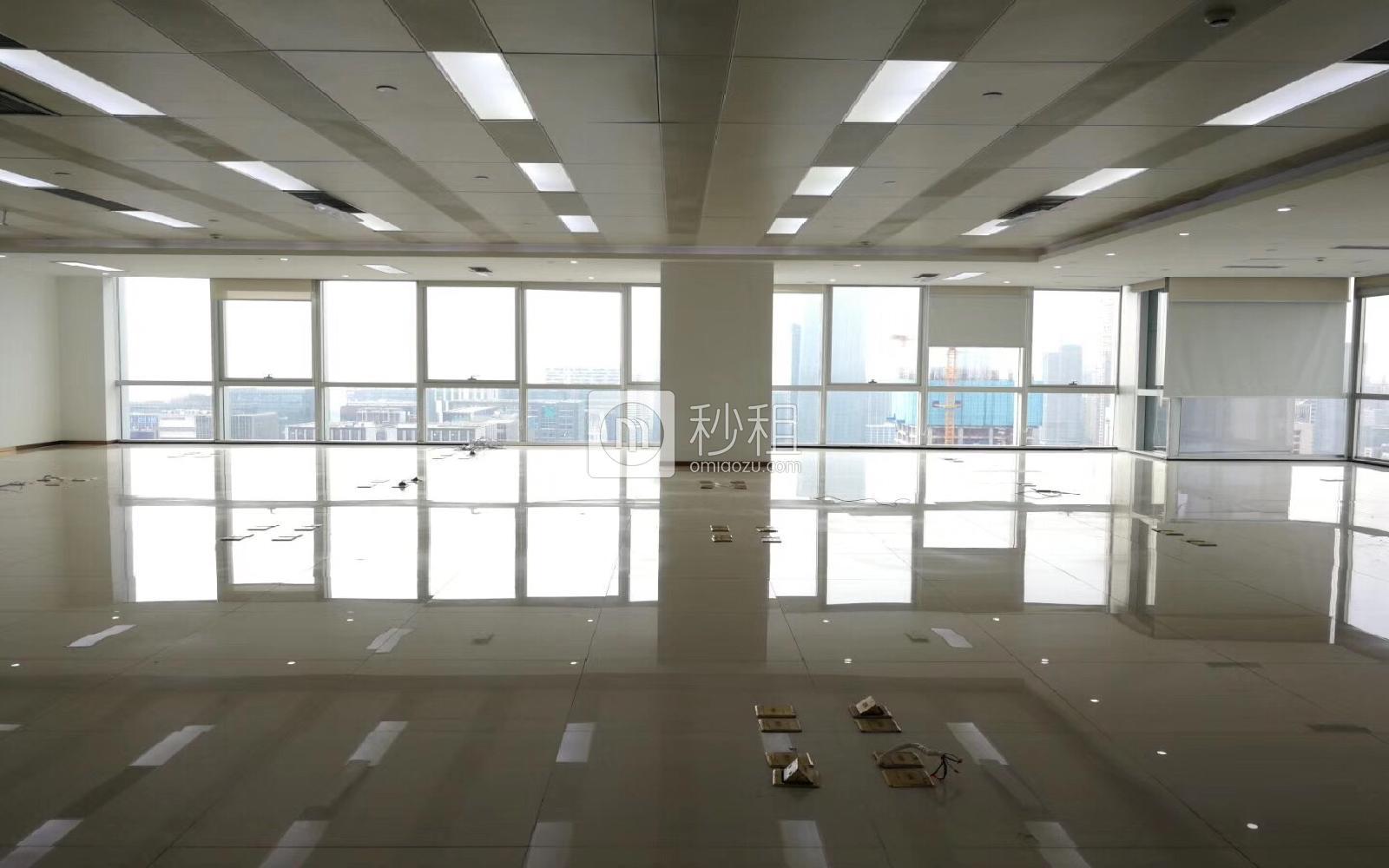 华润城大冲商务中心写字楼出租895平米简装办公室165元/m².月