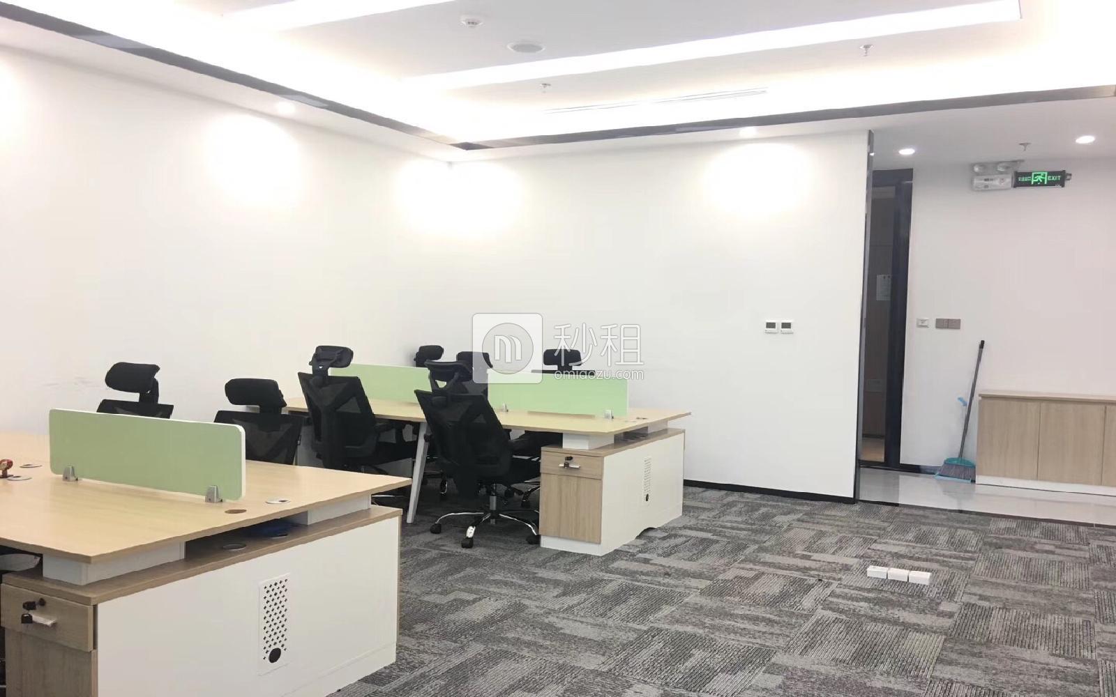 卓越前海壹号写字楼出租185平米精装办公室128元/m².月