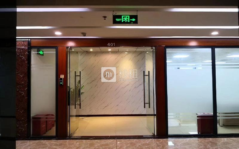 航盛科技大厦 写字楼出租375平米豪装办公室68元/m².月