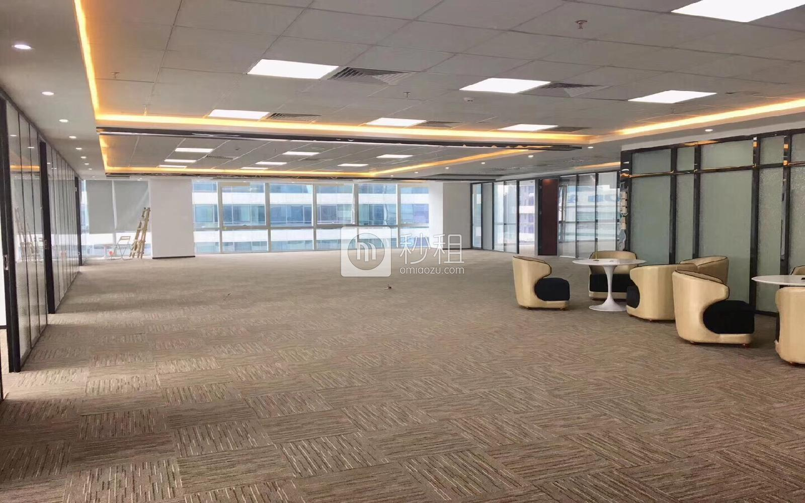 华润城大冲商务中心写字楼出租1115平米精装办公室99元/m².月