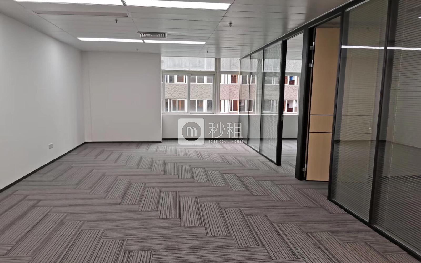 麻雀岭工业区M10栋写字楼出租195平米精装办公室75元/m².月