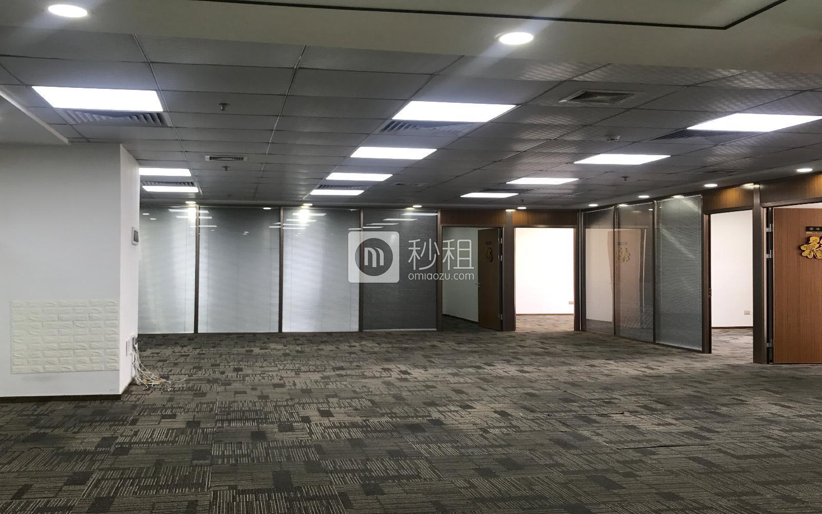 坂田国际中心写字楼出租346平米精装办公室75元/m².月