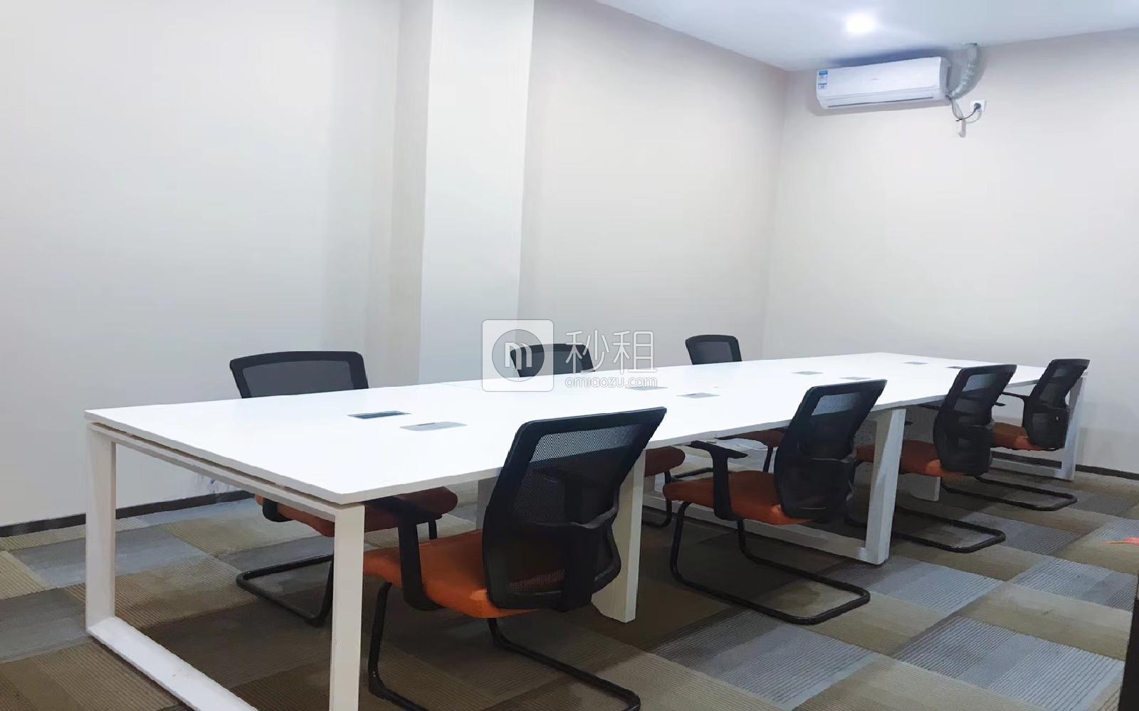 城市山海中心写字楼出租408平米精装办公室78元/m².月