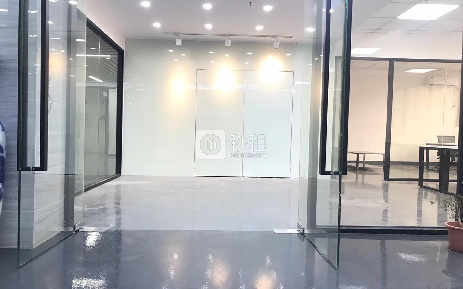 16号孵化器写字楼出租160平米精装办公室55元/m².月