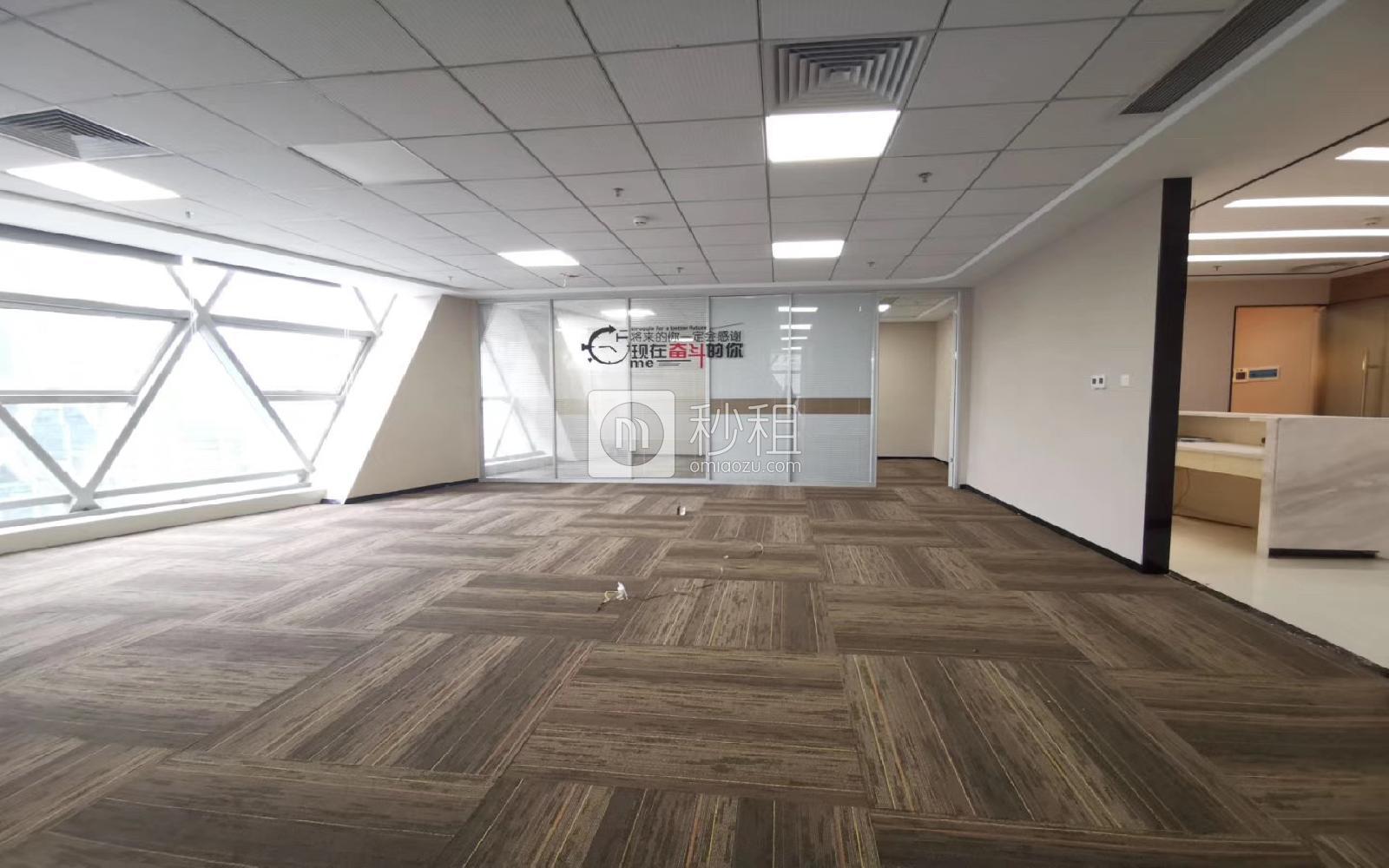 创业投资大厦写字楼出租435平米精装办公室108元/m².月