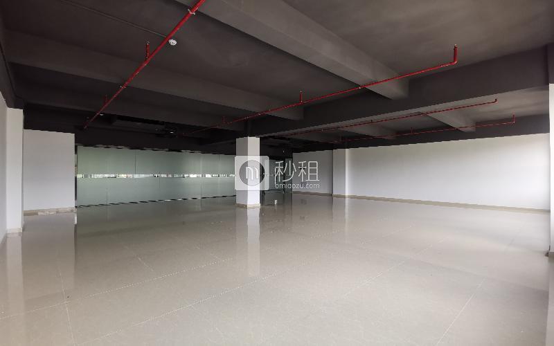 华盛泰科技大厦写字楼出租264平米简装办公室48元/m².月