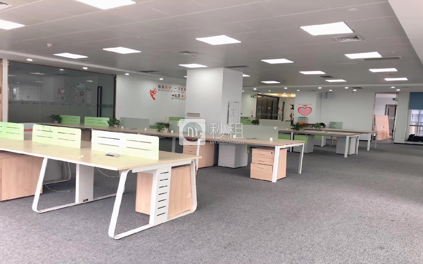 风华科技大厦写字楼出租650平米精装办公室98元/m².月