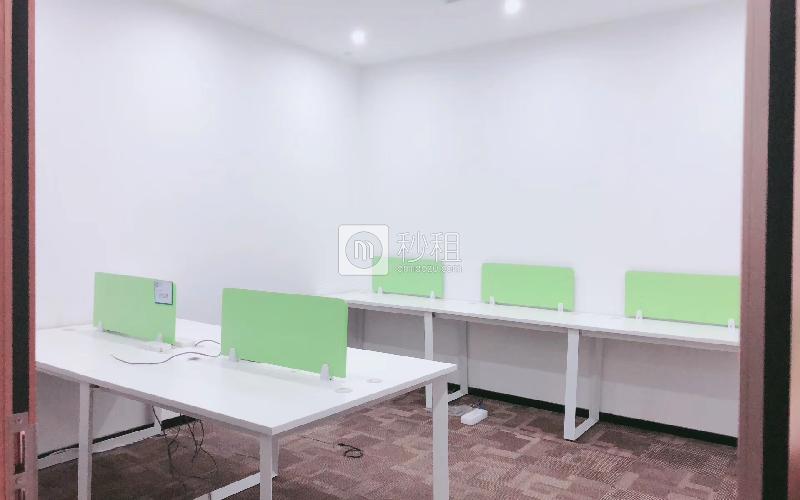 风华科技大厦写字楼出租500平米精装办公室98元/m².月