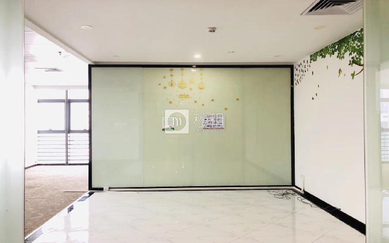北科大厦写字楼出租910平米精装办公室108元/m².月