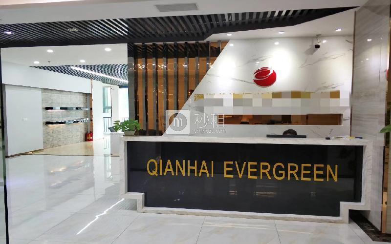 海翔广场写字楼出租761平米精装办公室145元/m².月