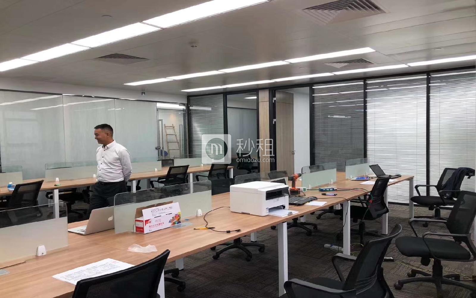 东方科技大厦写字楼出租315平米精装办公室98元/m².月