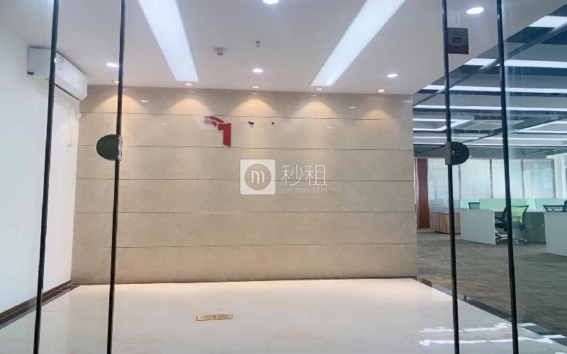 赋安科技大厦写字楼出租482平米精装办公室89元/m².月