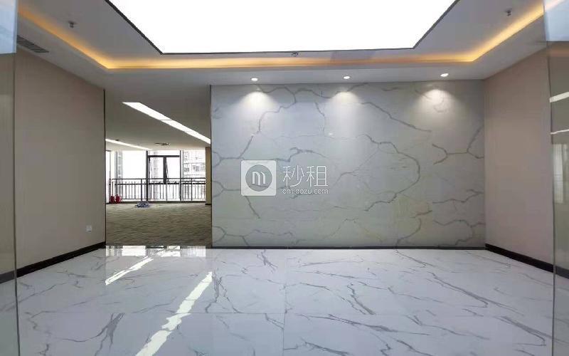 比克科技大厦写字楼出租358平米精装办公室98元/m².月