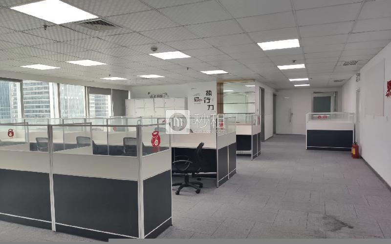创维大厦写字楼出租260平米精装办公室140元/m².月