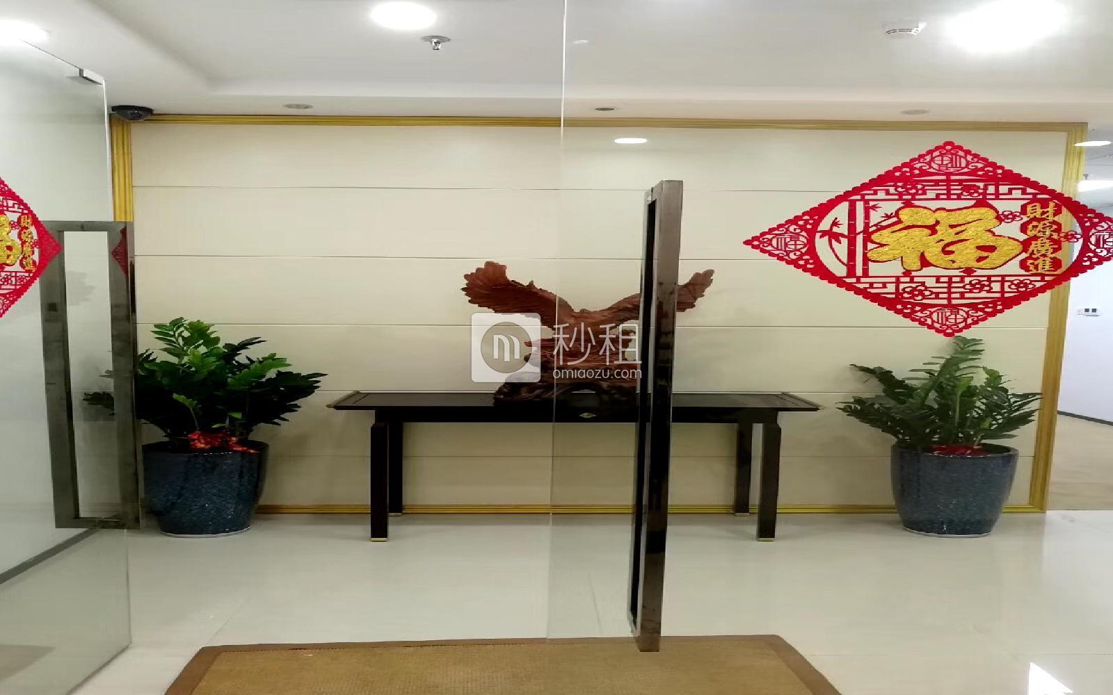 万德莱大厦写字楼出租398平米豪装办公室59元/m².月