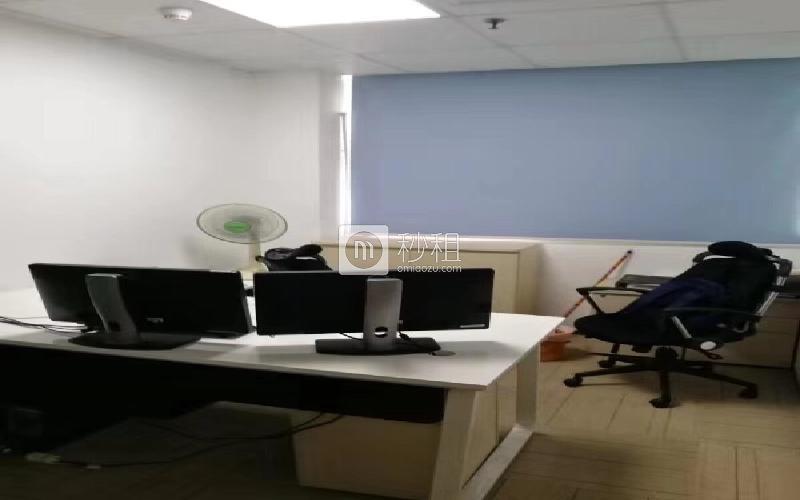 万德莱大厦写字楼出租468平米豪装办公室68元/m².月