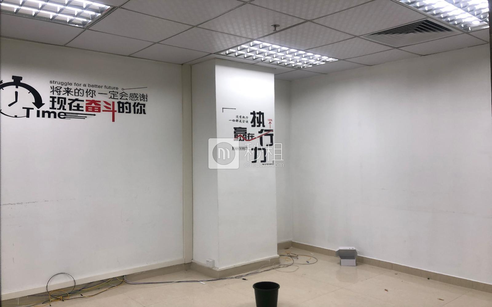 海韵大厦写字楼出租151平米毛坯办公室95元/m².月